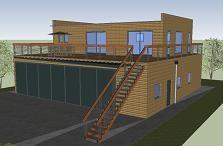 vfaéro,construction maison container,container habitable,verchocq aérodrome,aérodelahaye verchocq,LF6252