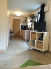 location studio pour deux personnes sur airpark au nord de paris proche du touquet,studio à louer en résidence privée,location studio,séjour, voyage,déplacement sur Verchocq