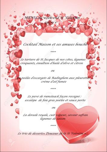 Saint valentin,resto,restaurant,reservation,repas,chef,verchocq,aérodrome privé,aéro delahaye