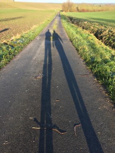 marcher,marcher à deux,parcours,circuit pédestre,marcher vite , perdre des calories,entre les fêtes